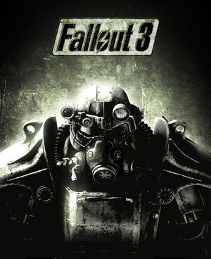 Fallout 3 cover
