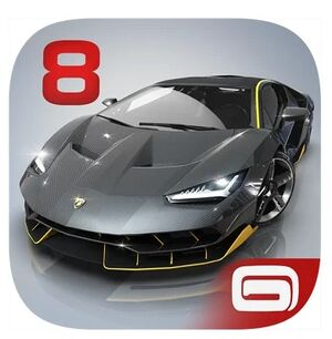Asphalt 8: Real Racing Game cover