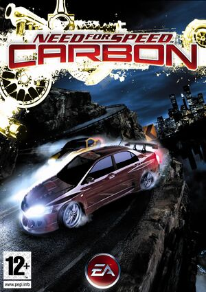 Need For Speed: Carbon cover