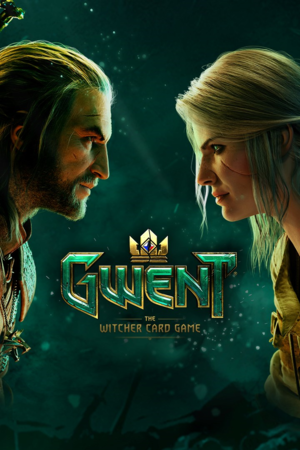 Gwent: The Witcher Card Game cover