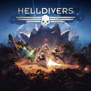 Helldivers cover