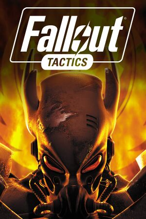 Fallout Tactics: Brotherhood of Steel cover