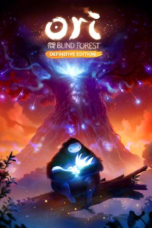 Ori and the Blind Forest:Definitive Edition cover